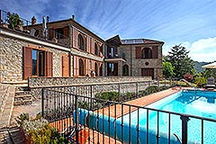 Luxury Country home for sale in Piemonte Italy - Built using local stone