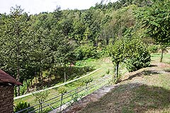 Luxury Country home for sale in Piemonte Italy - Land with the property