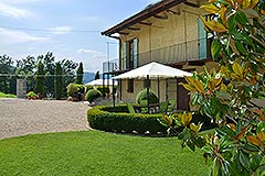 Restored Country House for sale in Piemonte - Gardens