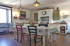 Restored Country House for sale in Piemonte - Kitchen