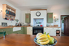 Restored Country House for sale in Piemonte - Kitchen area