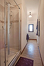 Restored Country House for sale in Piemonte - The Verde bathroom
