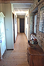 Restored Country House for sale in Piemonte - Hallway