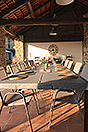 Restored Country House for sale in Piemonte - Outside dining