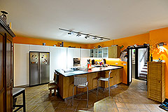Restored Character House within its own Wine Estate - Spacious kitchen