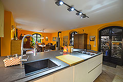 Restored Character House within its own Wine Estate - Kitchen area
