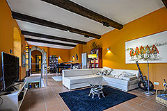 Restored Character House within its own Wine Estate - Living area