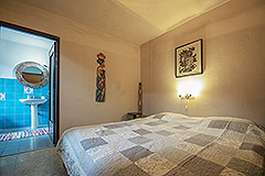 Restored Character House within its own Wine Estate - Bedroom