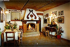 Country House for sale in Piemonte - Rustic style interior