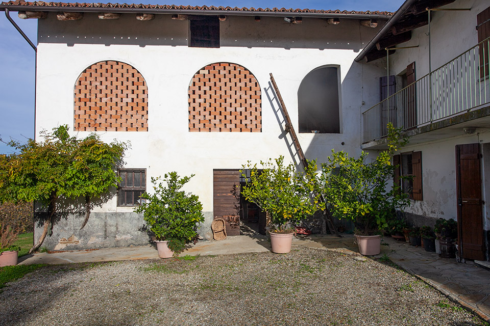 Italian Farmhouse for sale in Piemonte - Hayloft