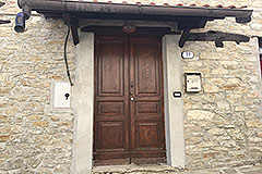 Italian village house for sale in Piemonte. - Traditional local stone
