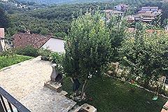Italian village house for sale in Piemonte. - Terrace