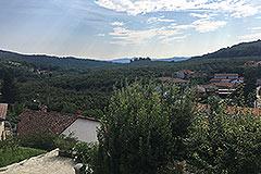 Italian village house for sale in Piemonte. - Views