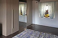 Italian village house for sale in Piemonte. - Bedroom