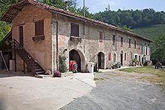 Tenuta vitivinicola, cascina, villa, oliveto e vigneti di Moscato in vendita in Piemonte - Piemontese farmhouse, Italian Villa and Olive Grove for sale in Piemonte