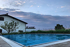 Country Estate for sale in Piemonte - Wonderful Italian farmhouse with panoramic views located in a private setting