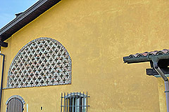 Tenuta di campagna in vendita in Piemonte - Exposed brick