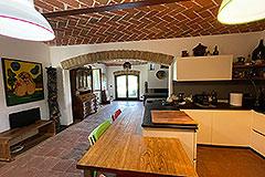 Tenuta di campagna in vendita in Piemonte - Kitchen area
