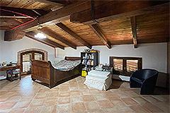 Tenuta di campagna in vendita in Piemonte - Bedroom