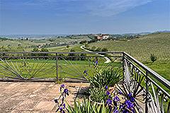 Tenuta di campagna in vendita in Piemonte - Terrace views