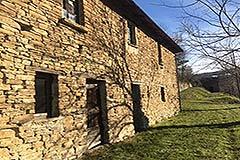 Langhe Stone Properties for Restoration - Entrance