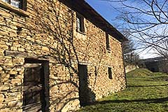 Langhe Stone Properties for Restoration - Traditional Italian stone house