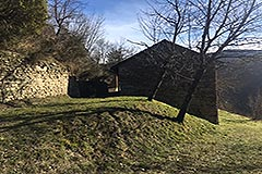 Langhe Stone Properties for Restoration - Side view