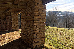 Langhe Stone Properties for Restoration - Langhe stone