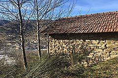 Langhe Stone Properties for Restoration - Winter views