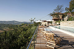 Langhe Stone Farmhouse with Infinity Swimming Pool - Panoramic views