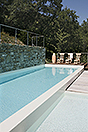 Langhe Stone Farmhouse with Infinity Swimming Pool - Pool