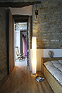 Langhe Stone Farmhouse with Infinity Swimming Pool - Bedroom