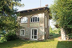 Country Estate  for sale in Piemonte Italy - Second House