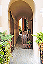 Langhe Village Property - Courtyard