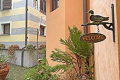 Langhe Village Property - Entrance
