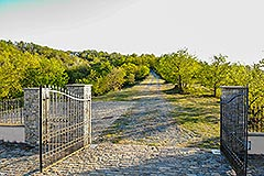 Luxury Stone House for sale in Piemonte Italy - Entrance
