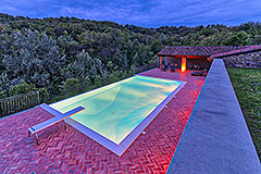 Luxury Stone House for sale in Piemonte Italy - Spacious pool