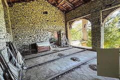Cascina in pietra in vendita in Piemonte - Barn