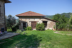 Group of Langhe Stone Properties for sale in Piemonte Italy - Building for renovation