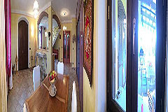Detached villa in a residential area with large garden and swimming pool. - Spacious interior