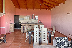 Country House for sale in Piemonte - Large kitchen area