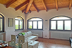 Country House for sale in Piemonte - Kitchen Dining area
