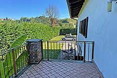 Country House for sale in Piemonte - Terrace