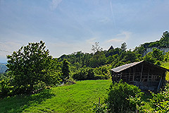 Country House and barn for sale in Piemonte - Views