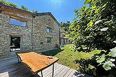 Luxury Restored Stone House for sale in Piemonte - Built from local stone