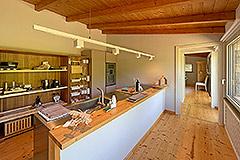 Luxury Restored Stone House for sale in Piemonte - Kitchen