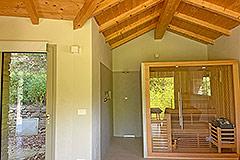 Luxury Restored Stone House for sale in Piemonte - Sauna