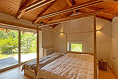 Luxury Restored Stone House for sale in Piemonte - Bedroom