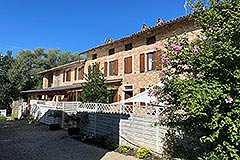 PRICE REDUCTION - Country House for sale in Piemonte - Rear view
