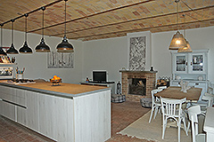PRICE REDUCTION - Country House for sale in Piemonte - Kitchen area